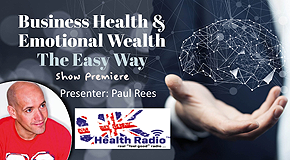 UK Health Radio prees